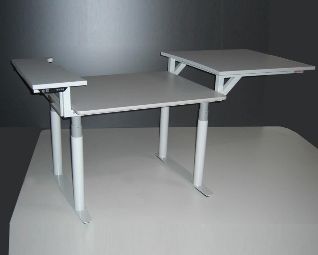 Ergonomischer arbeitstisch  Steh-Sitz-Arbeitsplätze von Deitenbach